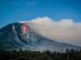 После года бездействия в Индонезии проснулся вулкан