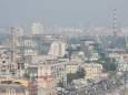 Воздух в Киеве не стал чище за последнюю неделю