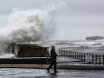На Британию движется шторм Эллен
