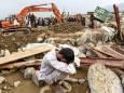 Не менее 160 человек погибли во время наводнений в Афганистане
