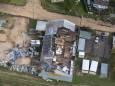 Число жертв урагану «Лаура» зростає