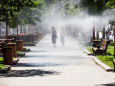 Літо-2020 в Києві стало одним із найспекотніших в історії