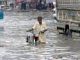 30 человек погибли в результате новых наводнений в Пакистане