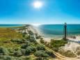 В Украине исчезает самый большой необитаемый остров