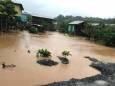 Ураган «Нана» вызвал наводнения в Центральной Америке