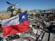 В Чили произошло второе за неделю землетрясение