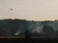 В Харьковской области потушили масштабный пожар
