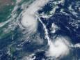 В Японии из-за тайфуна объявлена массовая эвакуация