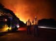 У Каліфорнії тривають масштабні лісові пожежі