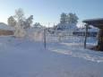 У Киргизії випало 15 см снігу