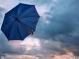 На выходных в Украине ожидается штормовой ветер с дождями