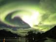 Геомагнитный шторм вызвал вспышку полярных сияний