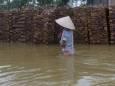 На севере Вьетнама произошли оползни и наводнения