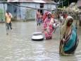 Десятки тысяч людей пострадали от наводнений на севере Бангладеш