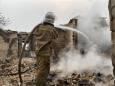 На Луганщині тривають пожежі