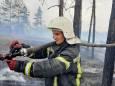 На Луганщині збільшилась кількість загиблих через масштабні пожежі