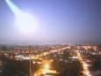 В Бразилии взрыв метеорита превратил ночь в день