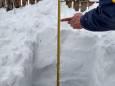 Лед и пламя в Аргентине - 60 см снега в Патагонии после шторма