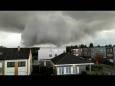 В Бельгии возле города Антверпен пронесся торнадо