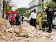 Катаклизмы 2020 года. Мощное землетрясение магнитудой 7,7 в Мексике