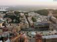 Погода способствовала очищению воздуха в Киеве