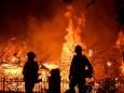 В США не прекращаются лесные пожары