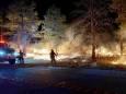 У США не припиняються лісові пожежі