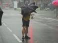 Тропический шторм «Нангка» обрушил ливни на Хайнань