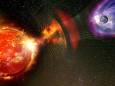 В последней декаде октября на Земле ожидается магнитная буря