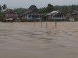 На Индонезию обрушились сильные дожди