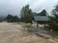 В Таиланде тысячи людей пострадали от наводнений