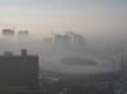 Воздух в Киеве за неделю не стал чище
