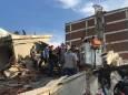 Число загиблих при землетрусі в Ізмірі збільшилася до 12