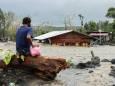 На Филиппинах погибло 7 человек после удара тайфуна «Гони»