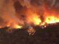 В результате лесных пожаров в Австралии образовался рекордный дымовой шлейф