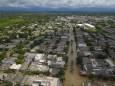 В результате наводнения в Колумбии затоплено тысячи домов