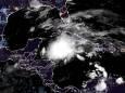 Тропический шторм «Эта» укрепляется на пути к Кубе