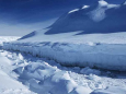 Ледник Ларсена установил рекорд скорости таяния