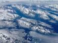 Под Гренландией обнаружено древнее высохшее озеро
