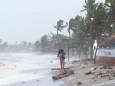 Тайфун «Вамко» добрался до севера Филиппин