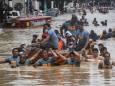 Тайфун «Вамко» затопил Манилу