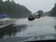 Сильные ливни вызвали внезапные наводнения в США