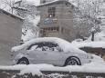 Рекордний листопадовий снігопад висотою 92 см обрушився на північний Пакистан