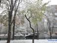 Україну засипає снігом в листопаді