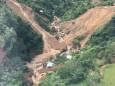 Дощі викликали смертельний зсув в Колумбії