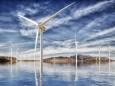 На самом большом озере Западной Европы установят ветропарк