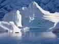 Ледники Гренландии тают быстрее, чем это предсказывают климатические модели