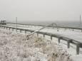 На Владивосток обрушився крижаний шторм