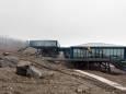 В Антарктиді будують дослідницьку станцію на сонячних панелях і вітряках