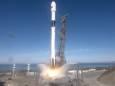 Ракета SpaceX вылетела на орбиту с научным океанографическим спутником